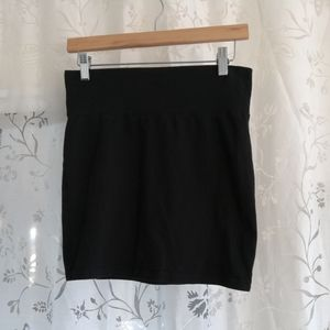 Cute Black Mini Skirt
